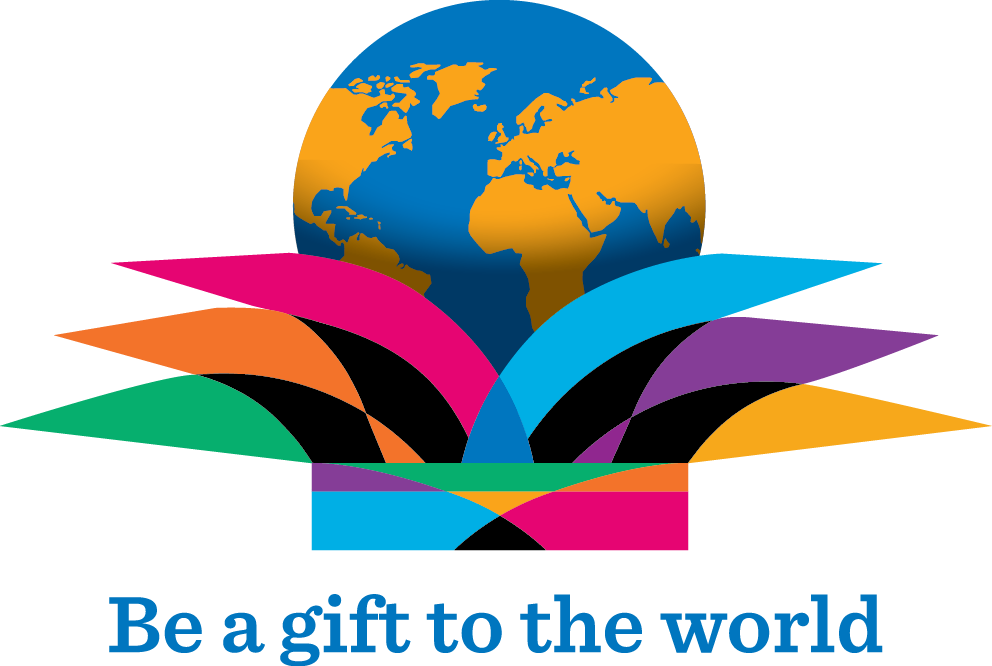 Be a gift to the world (2015-6 theme)