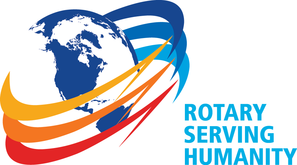 logo: Rotary Serving Humanity